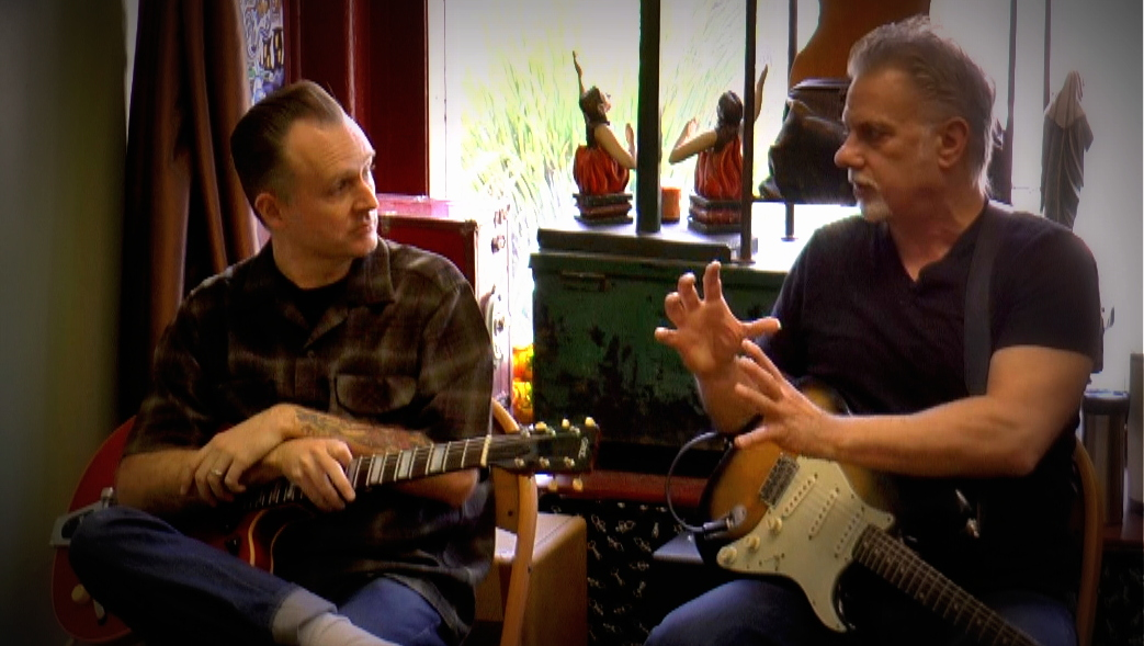 Tommy Harkenrider's Blues and Roots Clinic with Pete Anderson Video Download